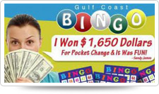 Gulf Coast Bingo